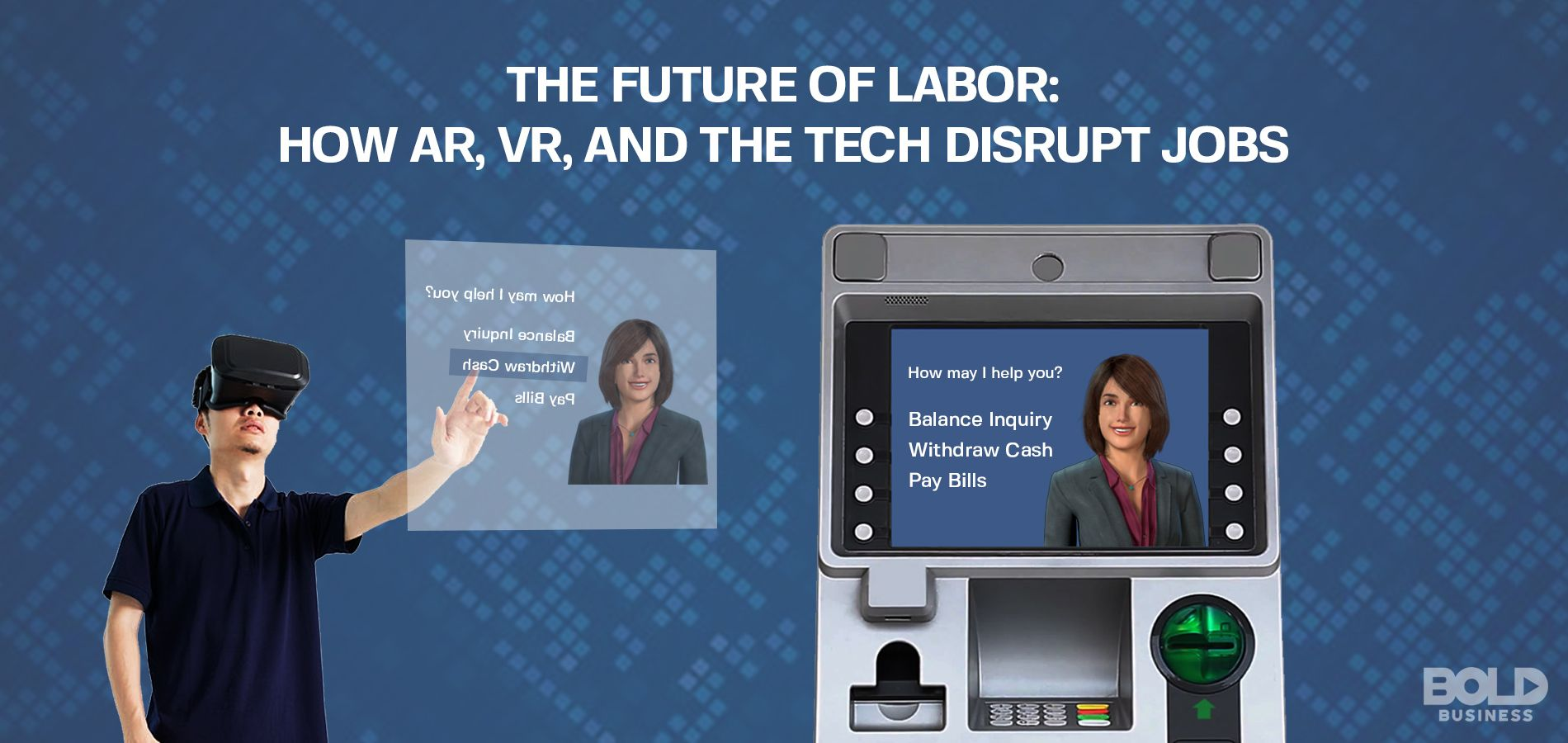 Impact of Technology on Labour - Will It Replace Your Job?