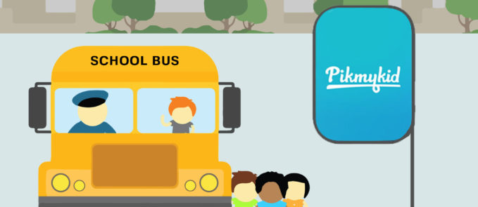 Pickmykid App - a school dismissal manager app for a safer after school hours