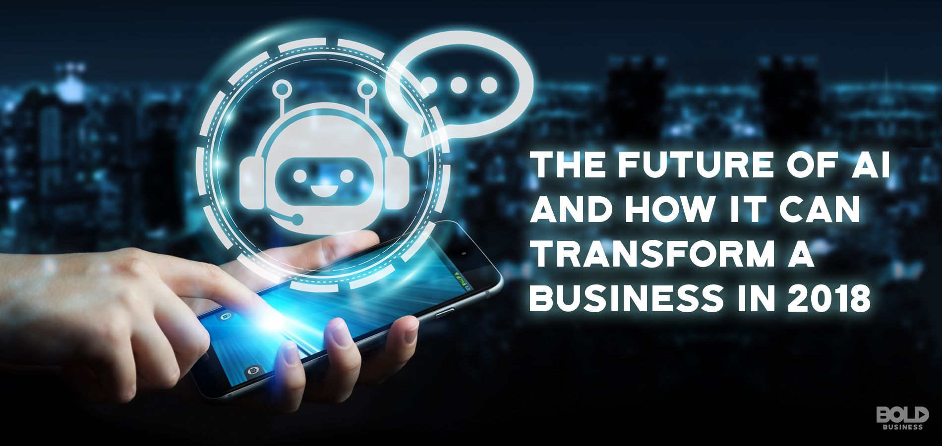 Know the artificial intelligence impact on business success today with these programs.