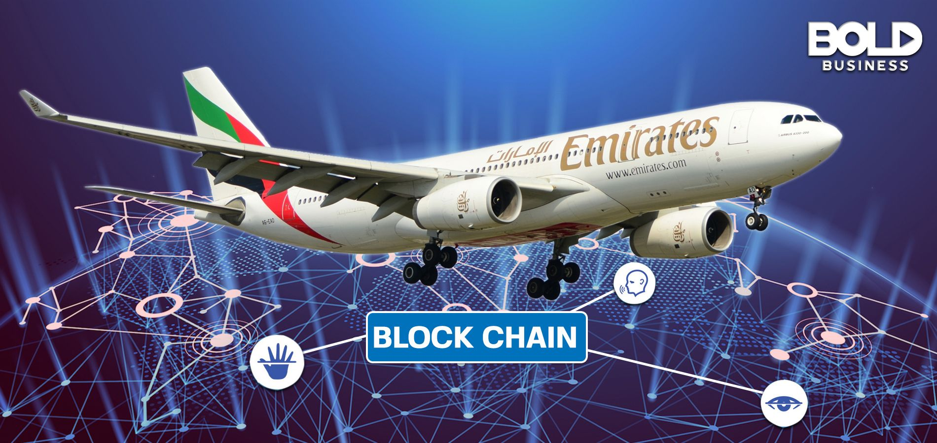 blockchain technology in aviation will further improve processes in major airlines