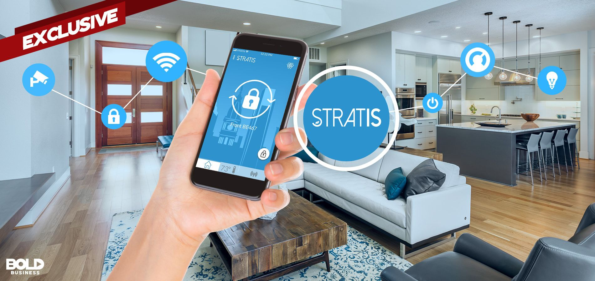 StratIS Energy-Efficient Smart Home