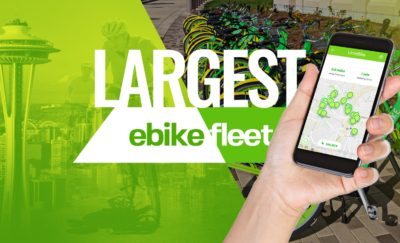smart bike sharing industry is disrupted by LimeBike