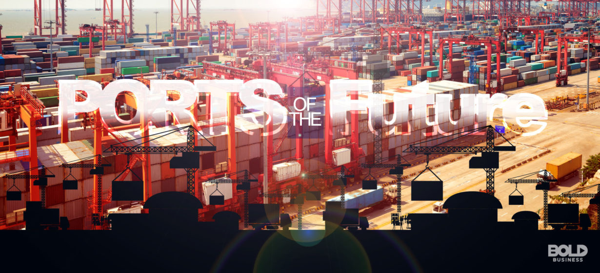 2040 Impacting Ports of the Future – Feature image_v2