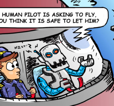 Airbus Explores Single-Pilot Autonomous Flight Cartoon – Feature-image_v1 (1)