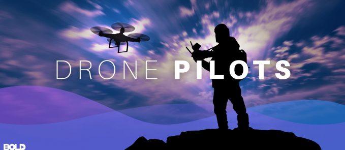 Professional Drone Racing Pilots Entering A New Era of Flight