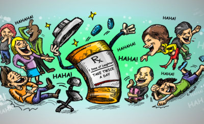 Laughter is Good Medicine – Feature image_v1