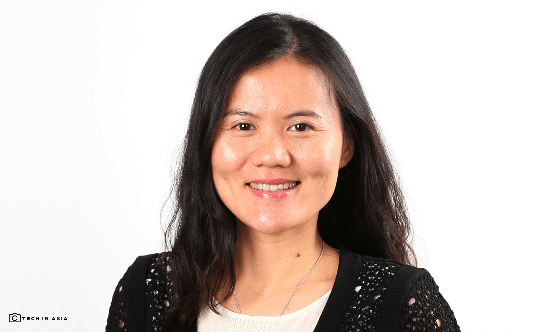 Lucy Peng, CEO of one of the Top 20 Companies Founded by Women