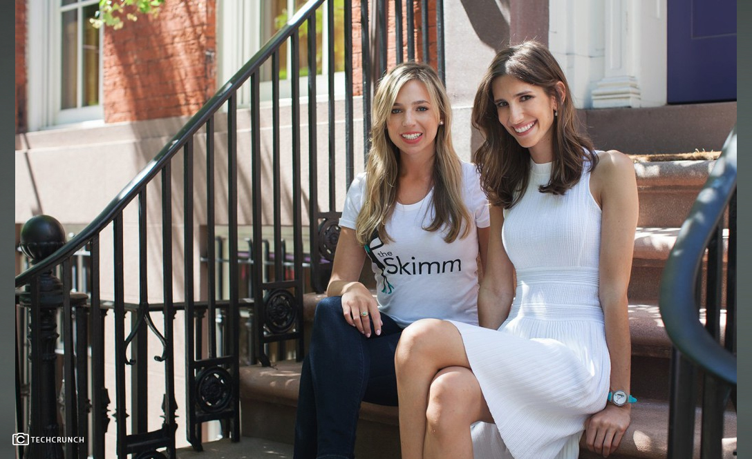 Danielle Weisberg and Carly Zakin - theSkimm