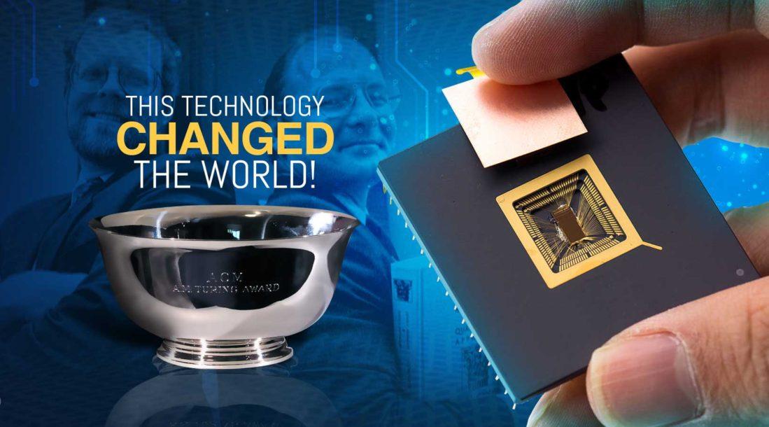 Computer Chip Visionaries Win Turing Award