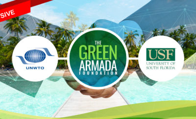 Green Armada Foundation Partners with UNWTO, USF for Sustainable Tourism