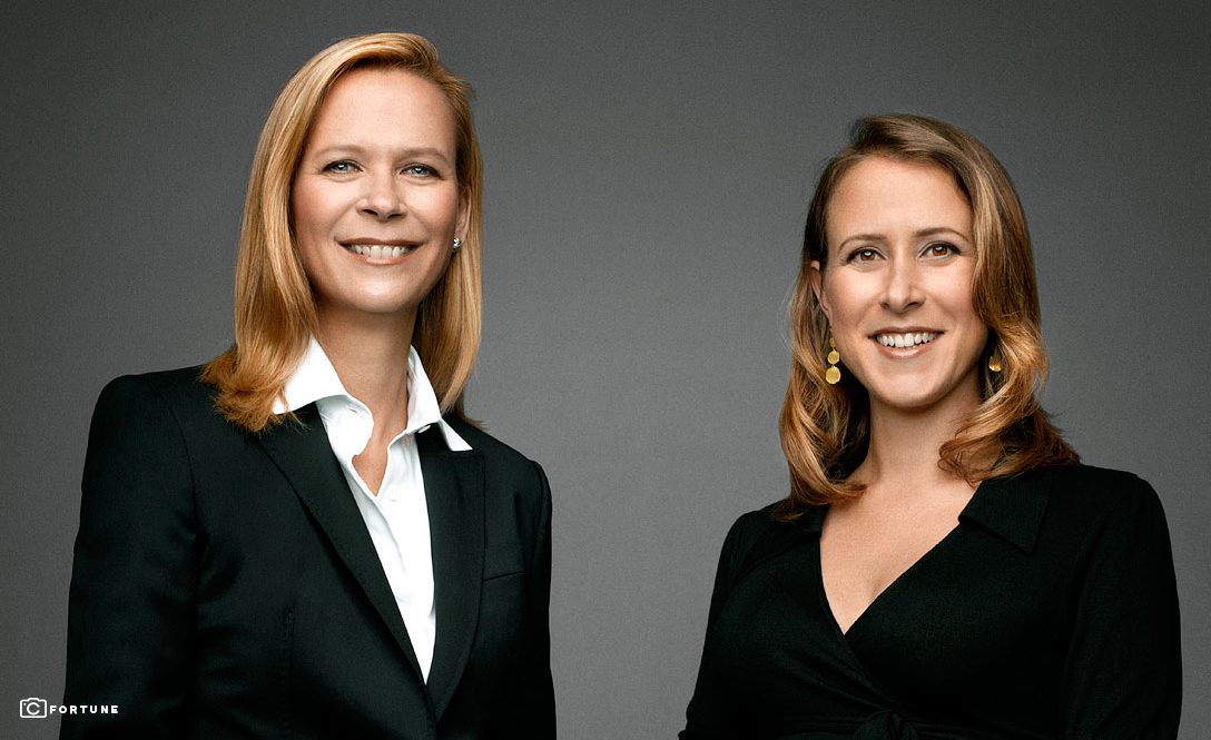 Linda Avey and Anne Wojcicki - 23andMe