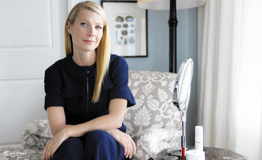 Top 20 Companies Founded by Women - Gwyneth Paltrow - Goop