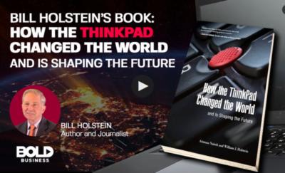 Bill Holstein's Book on Thinkpad