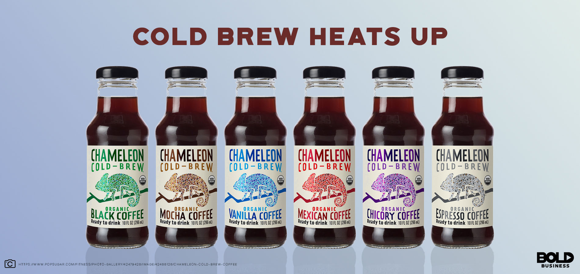 cold brew coffee trend heats up