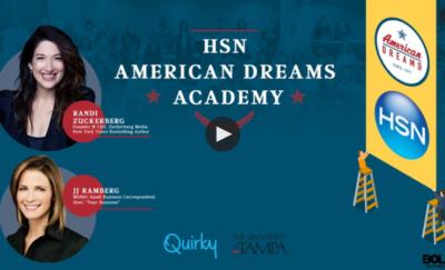 HSN American Dreams Academy