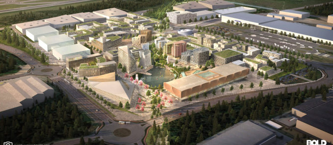 Oslo to Boast First Sustainable Airport City – Feature Image_v1