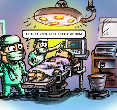 Red Wine and Heart Surgery Yes Really – Featured Image_v1