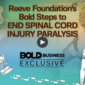 The Reeve Foundation's Journey to End SCI Paralysis