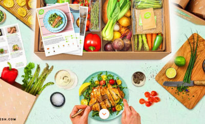 Who is Leading the Global Meal Kit Market? You Might Be Surprised