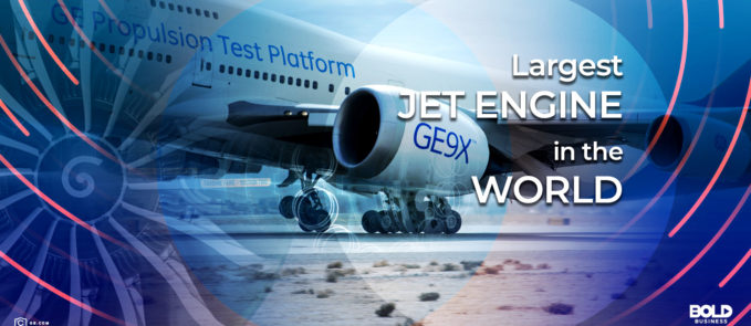 largest Jet Engine in the World