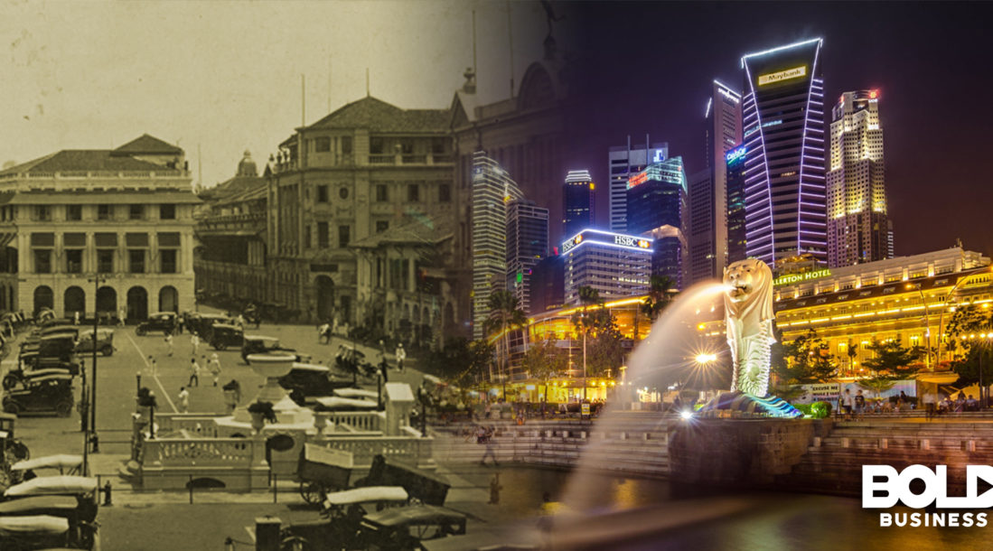 Singapore's Past, Present and Future