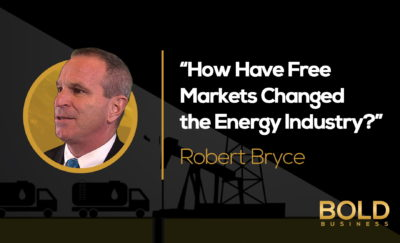 Robert Bryce – Energy Free Markets Transform Industry