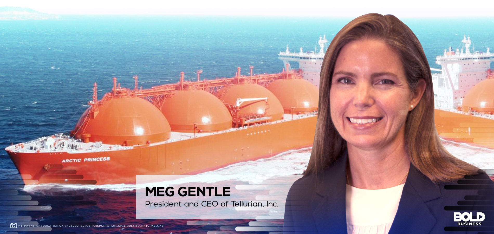 Meg Gentle, President and CEO of Tellurion, Inc