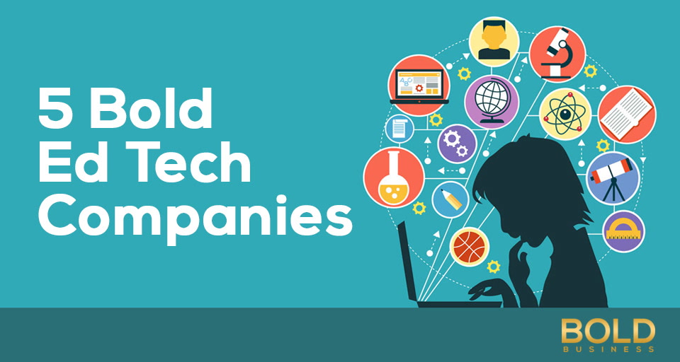 Bold Glance - EdTech Startups