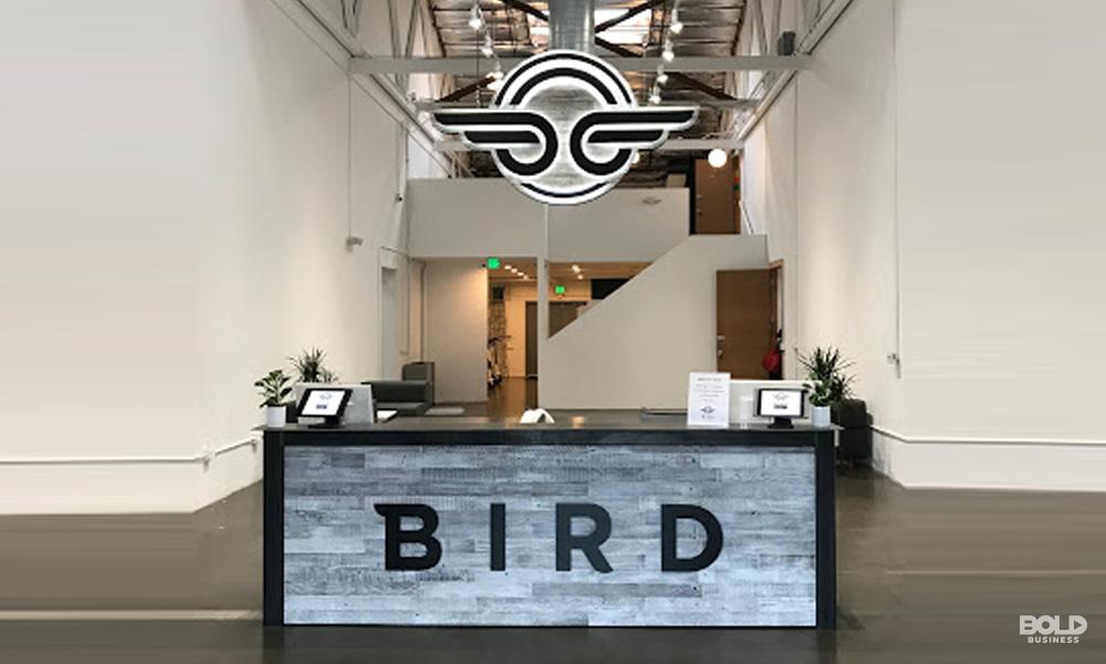 Bird's Santa Monica HQ