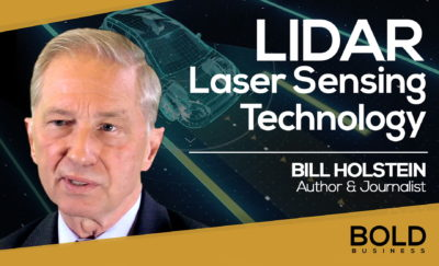 Bill Holstein: LIDAR in Self-Driving Cars