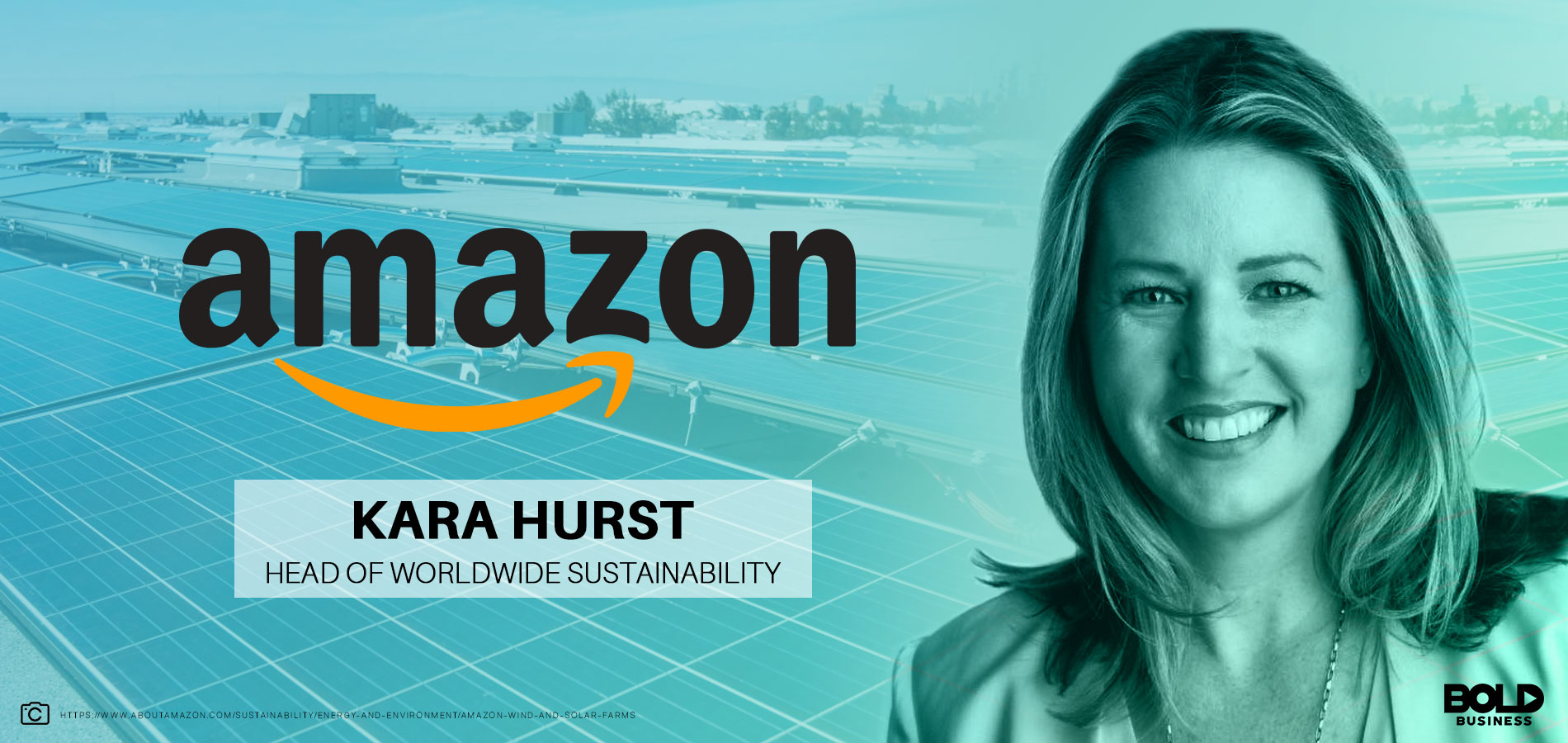 Kara Hurst - Head of Amazon's Worldwide Sustainability