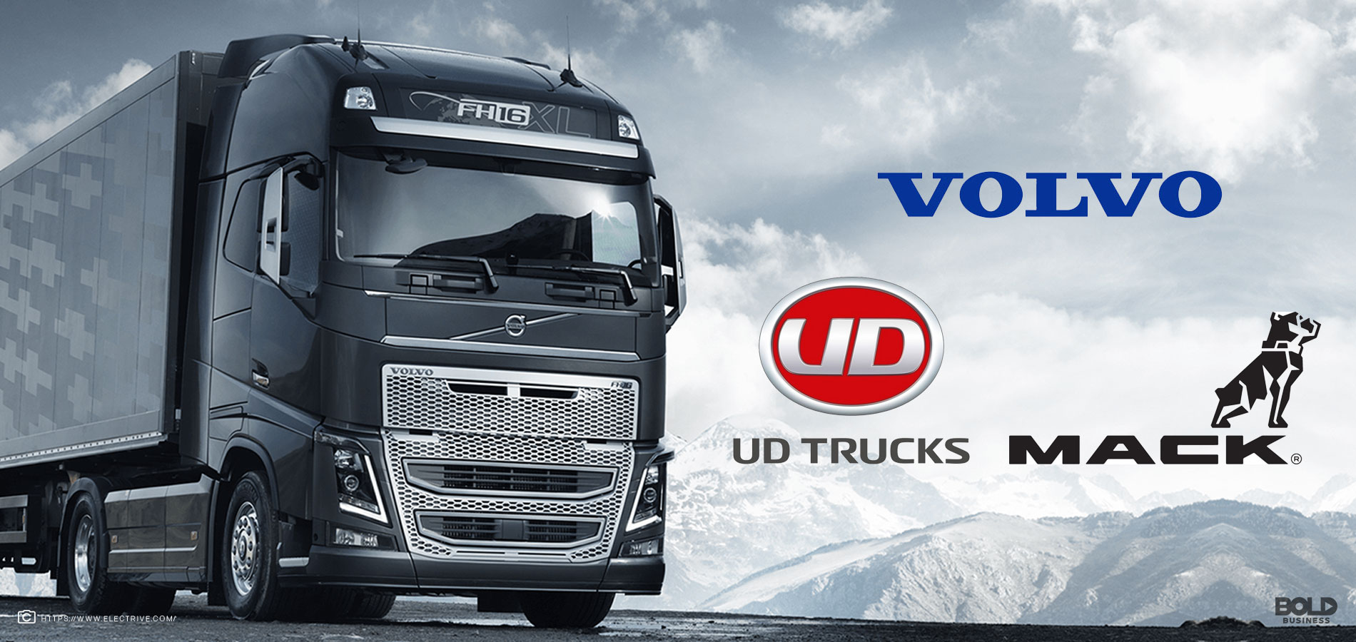 Volvo to Share EV Battery Tech Across Truck Brands