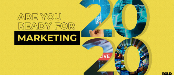 The Successful Marketing Strategies in 2020, are you ready for it?