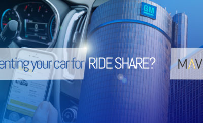 GM Ridesharing – Featured Image