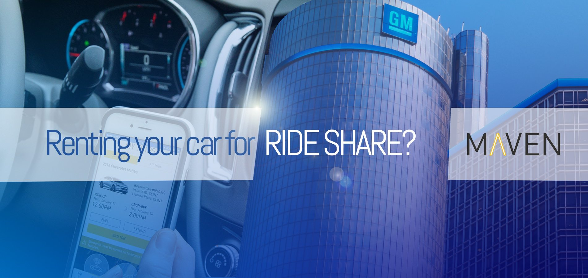 Is GM Shifting Gears to Become a Mobility as a Service Transportation Provider?
