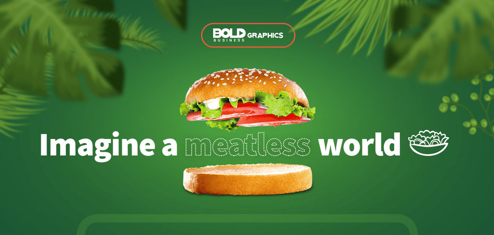imagine a meatless world