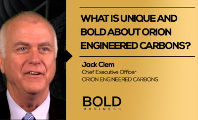 Jack Clem: The Bold Uses of Carbon Black