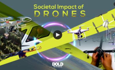 Societal Drones