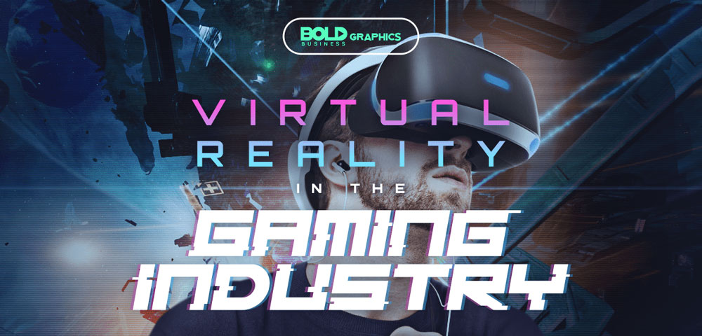 virtual reality is the new gaming industry