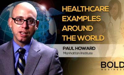 Paul Howard: Healthcare Around the World