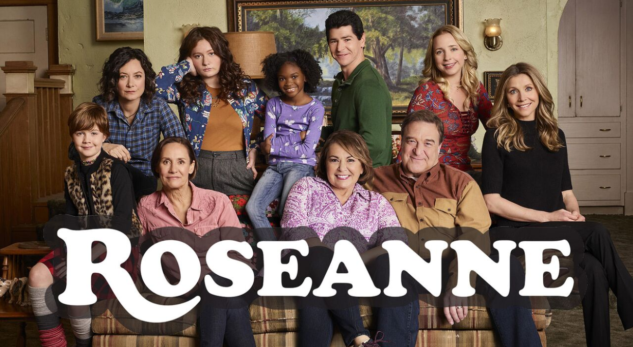 Cast of Roseanne Reboot