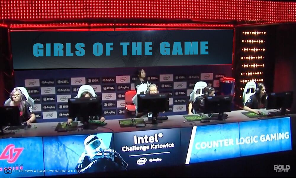 Girls of e-game, Gamer World News Network