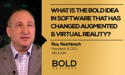 Roy Reichbach VR and AR