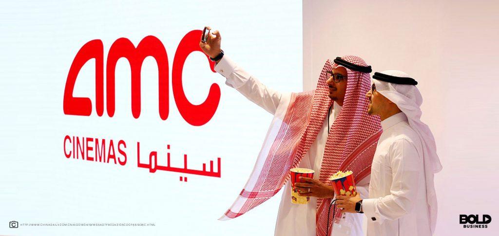 AMC Cinemas In Saudi Arabia