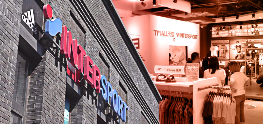 Alibaba gives clients a whole new online and offline shopping experience