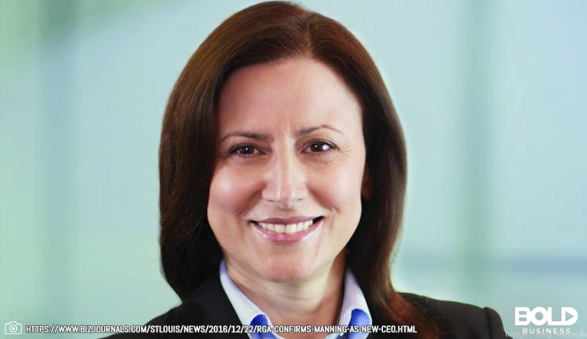 Anna Manning - CEO, Reinsurance Group of America