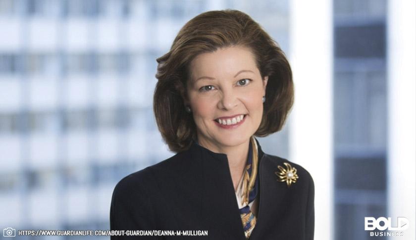 Deanna Mulligan - CEO, Guardian Life Insurance