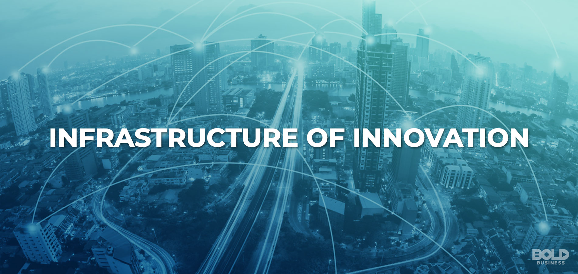 Infrastructure Of Innovation