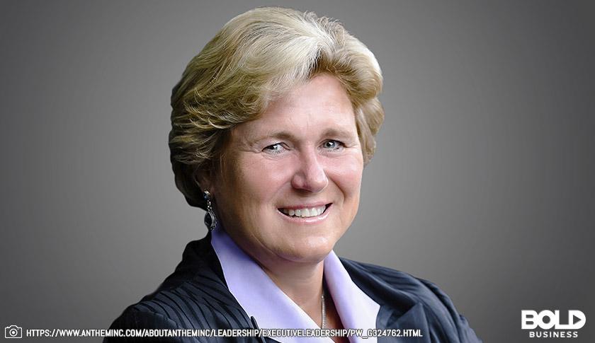 Gail Boudreaux - CEO, Anthem