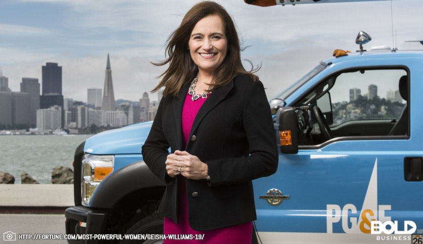 Geisha Williams - CEO, PG&E Corp.